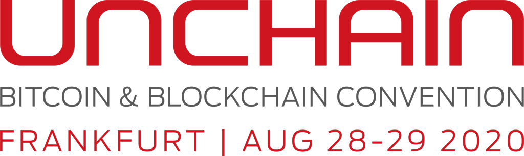 UNCHAIN Convention 2020 Frankfurt August 28-29